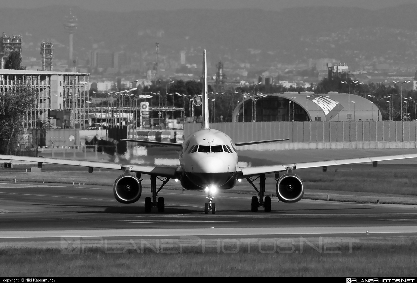 Airbus A320-232 - G-EUUC operated by British Airways #a320 #a320family #airbus #airbus320 #britishairways