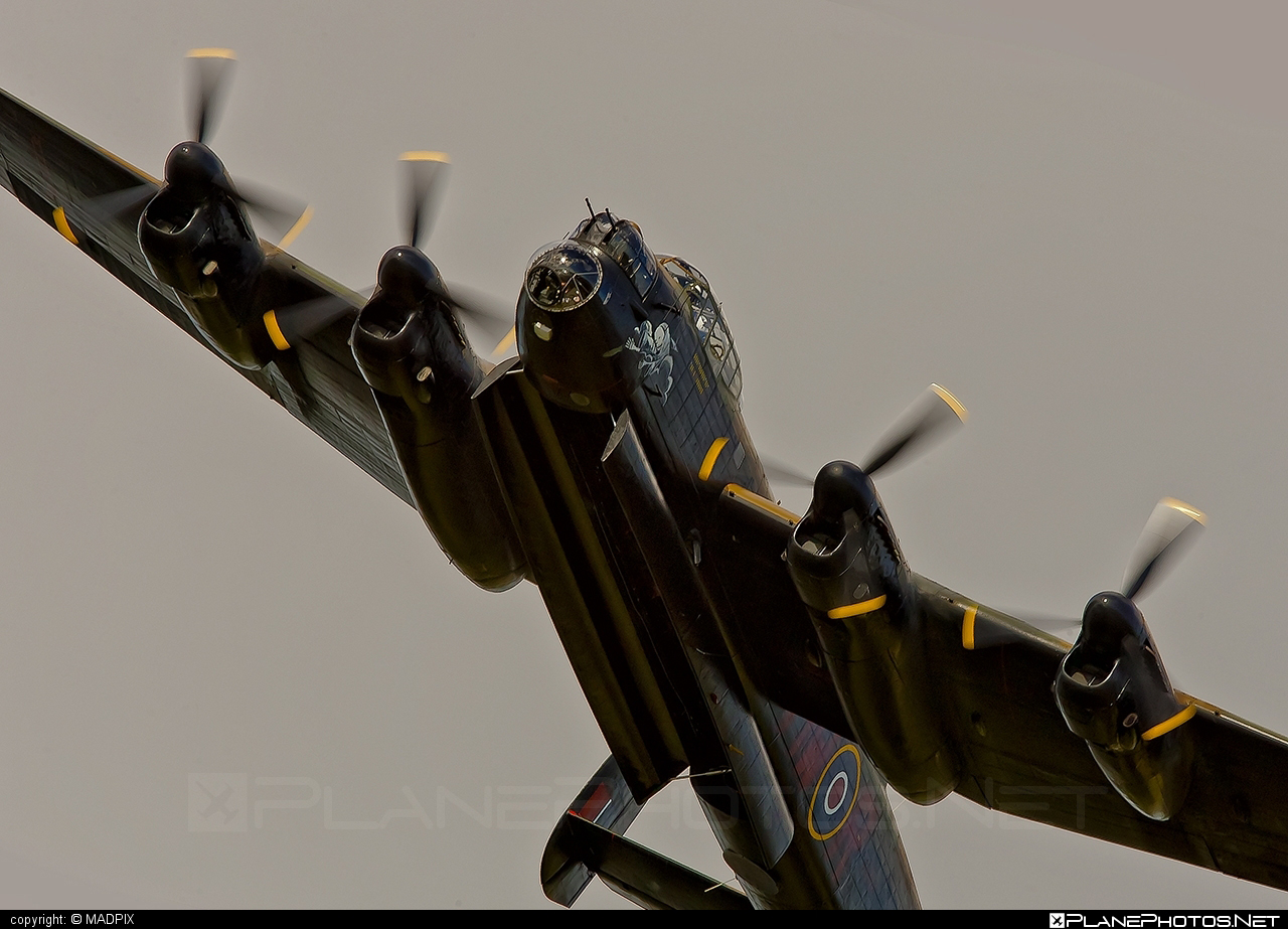 Avro Lancaster B.I - PA474 operated by United Kingdom - Battle of Britain Memorial Flight (BBMF) #avro