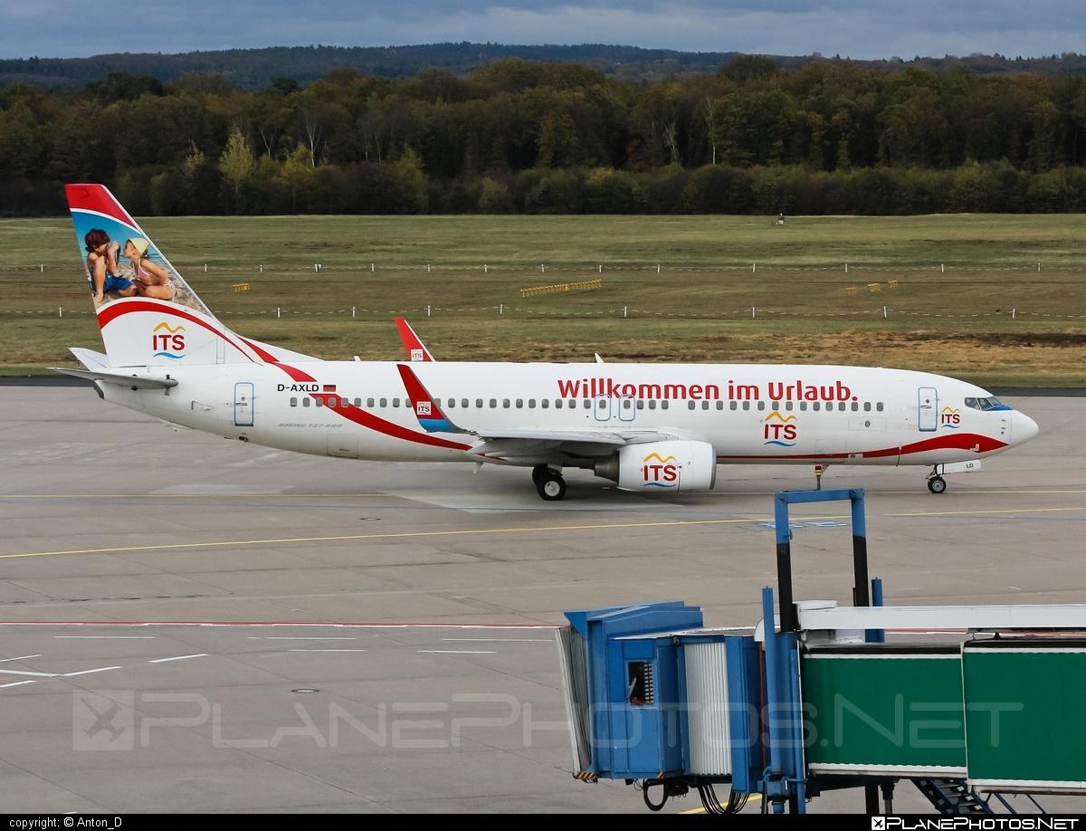 Boeing 737-800 - D-AXLD operated by XL Airways Germany #b737 #b737nextgen #b737ng #boeing #boeing737