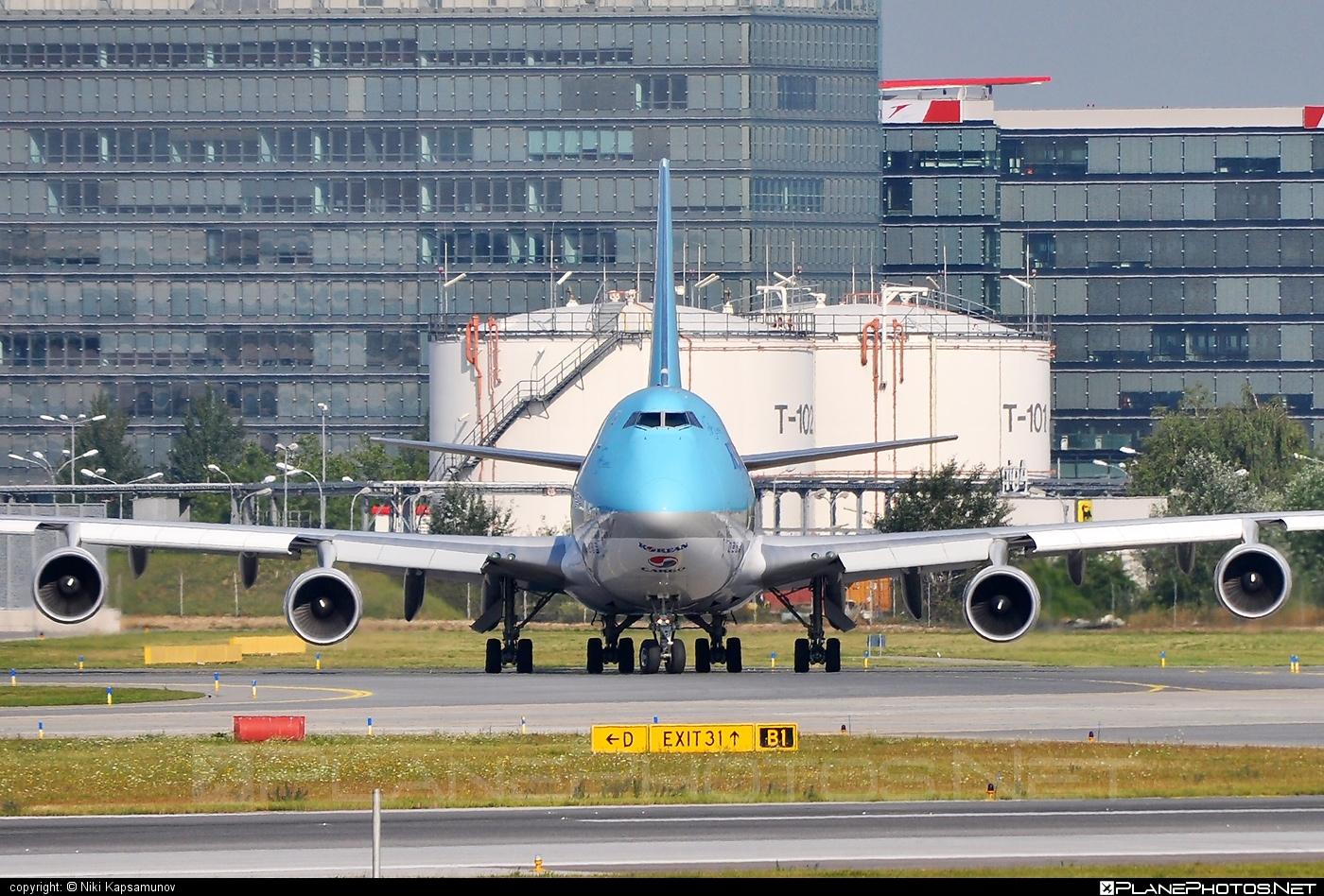 Boeing 747-400ERF - HL7499 operated by Korean Air Cargo #b747 #b747erf #b747freighter #boeing #boeing747 #jumbo #koreanair #koreanaircargo
