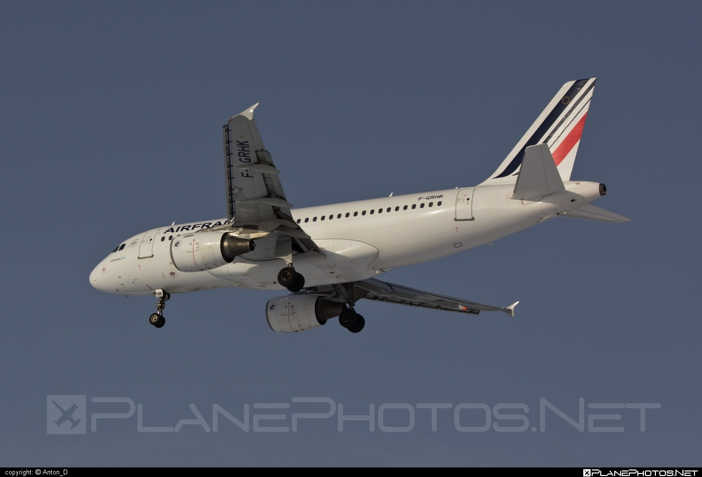 Airbus A319-111 - F-GRHK operated by Air France #a319 #a320family #airbus #airbus319 #airfrance