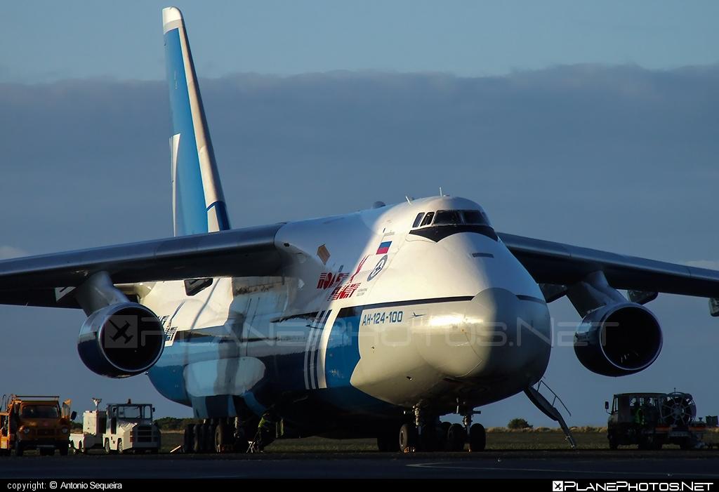 Antonov An-124-100 Ruslan - RA-82068 operated by Polet Flight #an124 #an124100 #antonov #antonov124 #ruslan