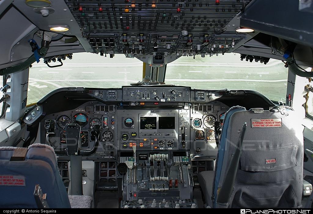 Boeing 747-200BSF - N522MC operated by Atlas Air #b747 #b747bsf #boeing #boeing747 #jumbo