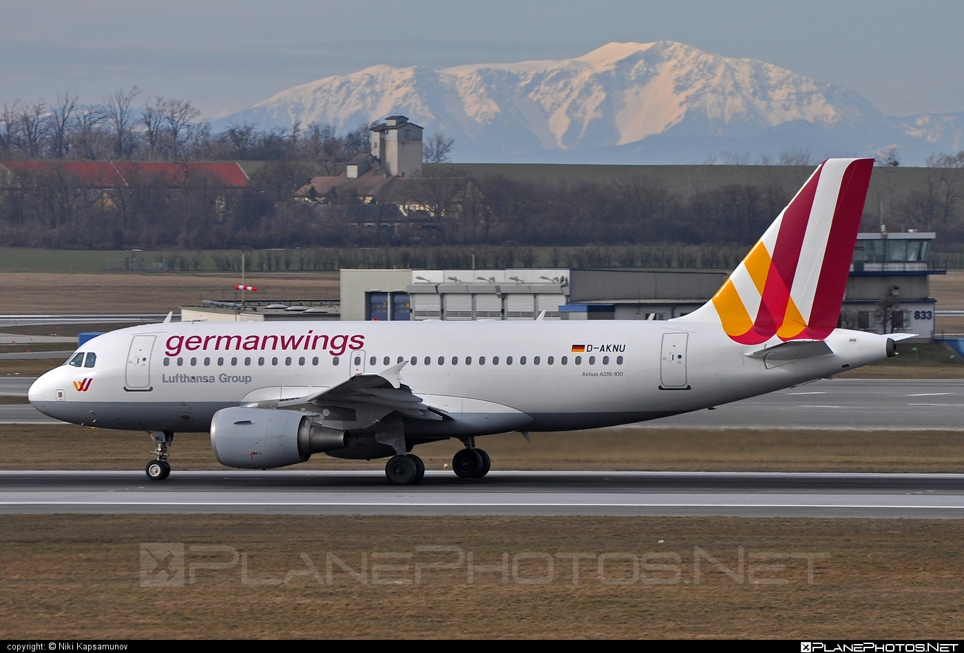 Airbus A319-112 - D-AKNU operated by Germanwings #a319 #a320family #airbus #airbus319