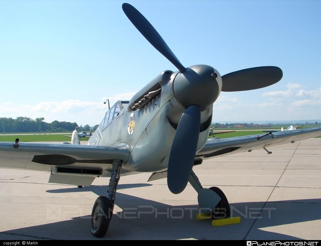 Hispano HA-1112-M1L Buchon - D-FMVS operated by Private operator #hispano