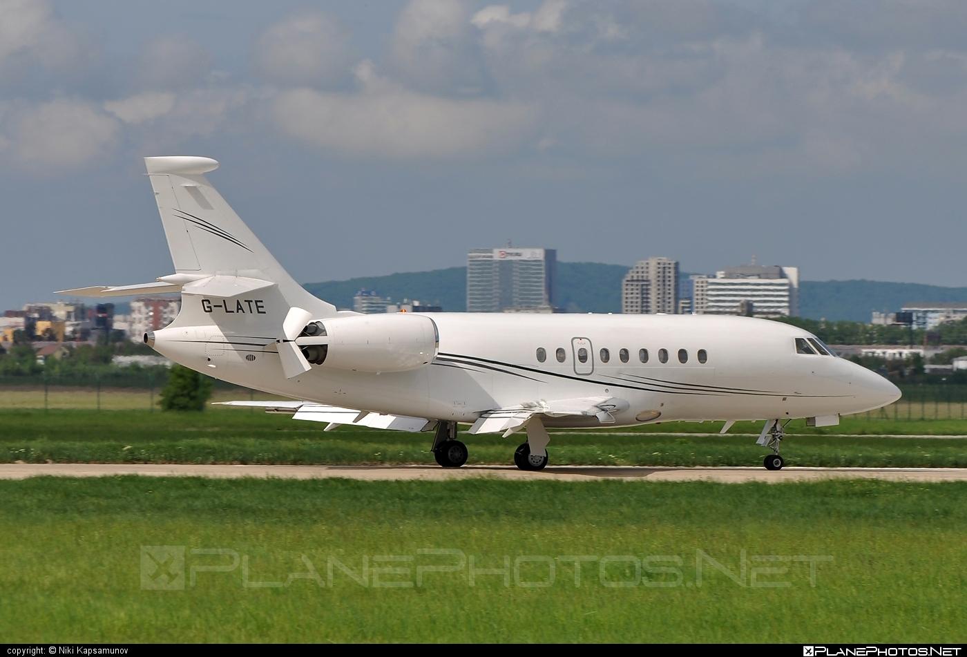 Dassault Falcon 2000EX - G-LATE operated by Hangar 8 #dassault #dassaultfalcon #dassaultfalcon2000 #dassaultfalcon2000ex #falcon2000 #falcon2000ex