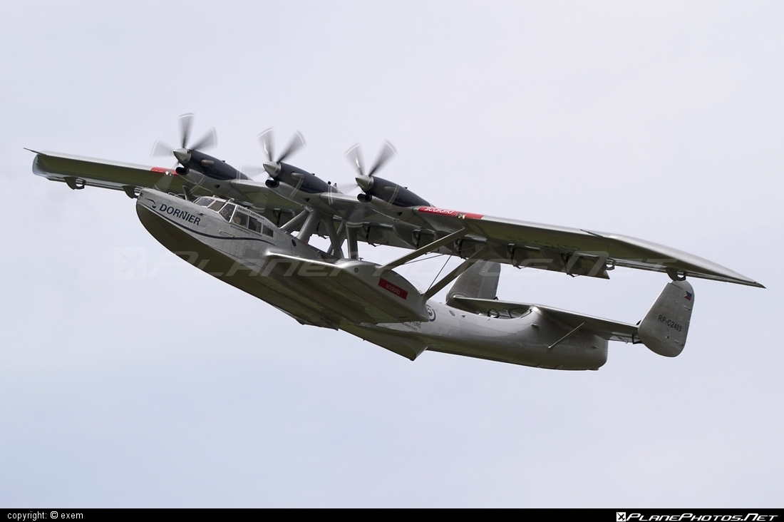 Dornier Do-24 ATT - RP-C2403 operated by Iren Dornier Project #airpower #airpower2009 #dornier