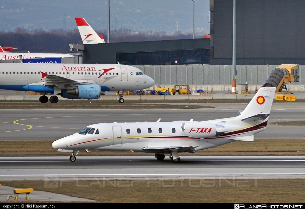 Cessna 560XL Citation XLS - I-TAKA operated by Esair #cessna #cessna560 #cessna560citation #cessna560xl #cessna560xlcitationxls #cessnacitation #citationxls