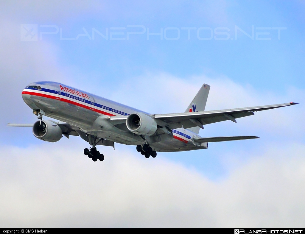American Airlines Boeing 777-200ER - N795AN #americanairlines #b777 #boeing #tripleseven