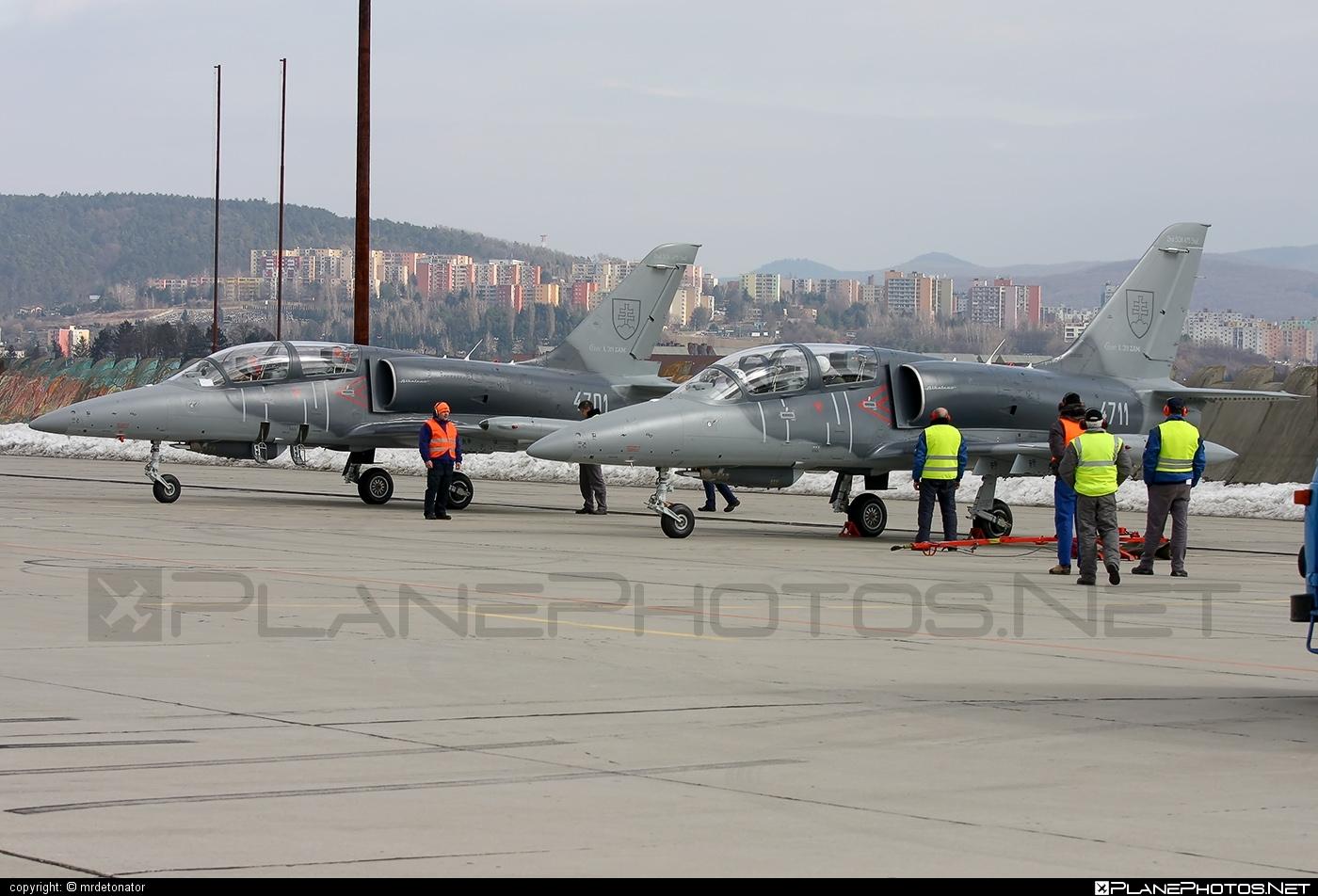 Aero L-39ZAM Albatros - 4701 operated by Vzdušné sily OS SR (Slovak Air Force) #aero #aerol39 #aerol39albatros #aerol39zamalbatros #albatros #l39 #l39zam #l39zamalbatros #slovakairforce #vzdusnesilyossr