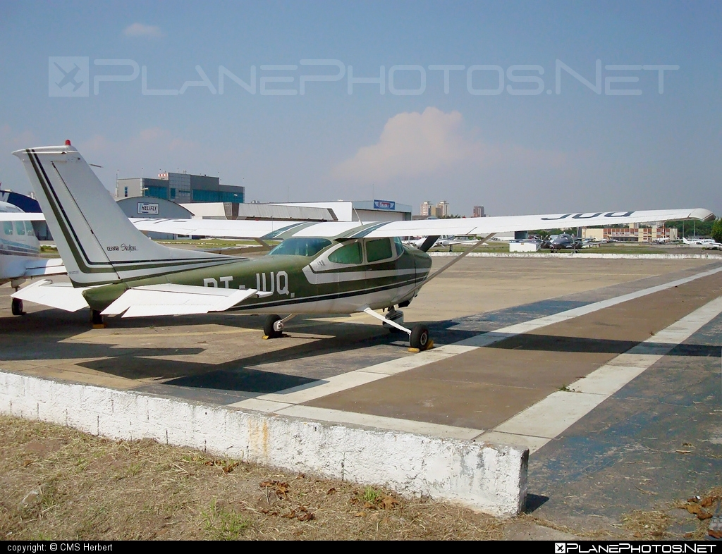 Cessna 182P Skylane - PT-JUQ operated by Private operator #cessna #cessna182 #cessna182p #cessna182pskylane #cessna182skylane #cessnaskylane