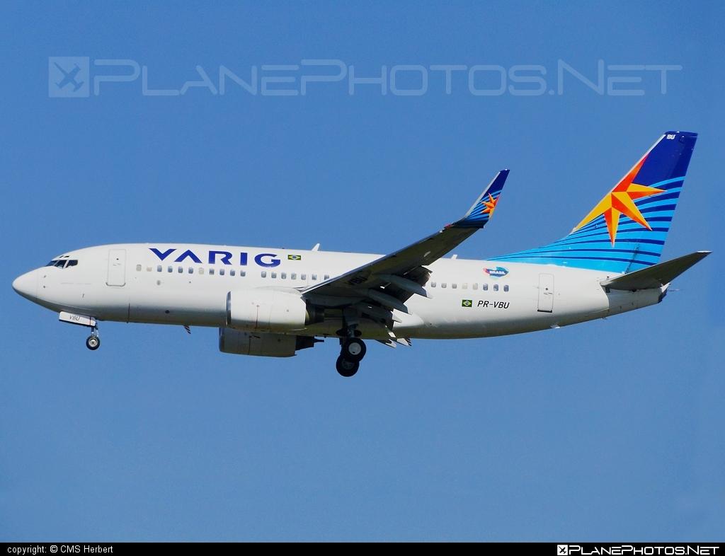 Boeing 737-700 - PR-VBU operated by Varig #b737 #b737nextgen #b737ng #boeing #boeing737