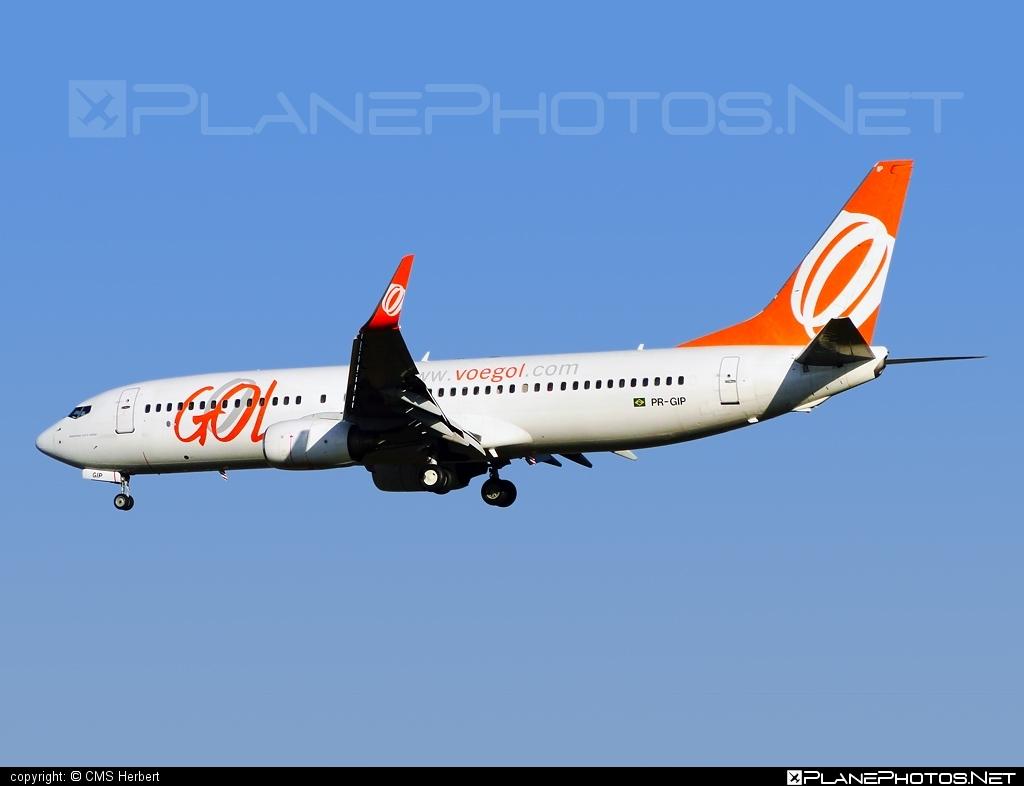 Boeing 737-800 - PR-GIP operated by GOL Linhas Aéreas Inteligentes #b737 #b737nextgen #b737ng #boeing #boeing737