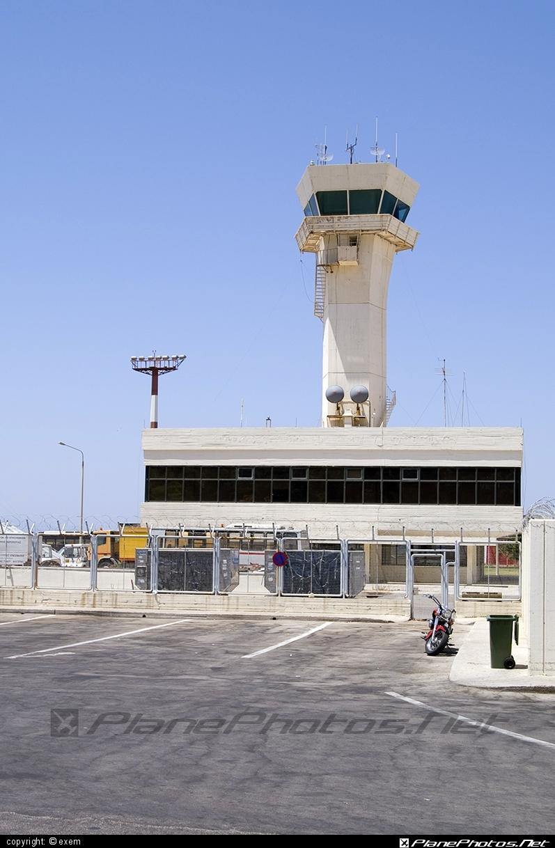 Rhodes Diagoras airport overview