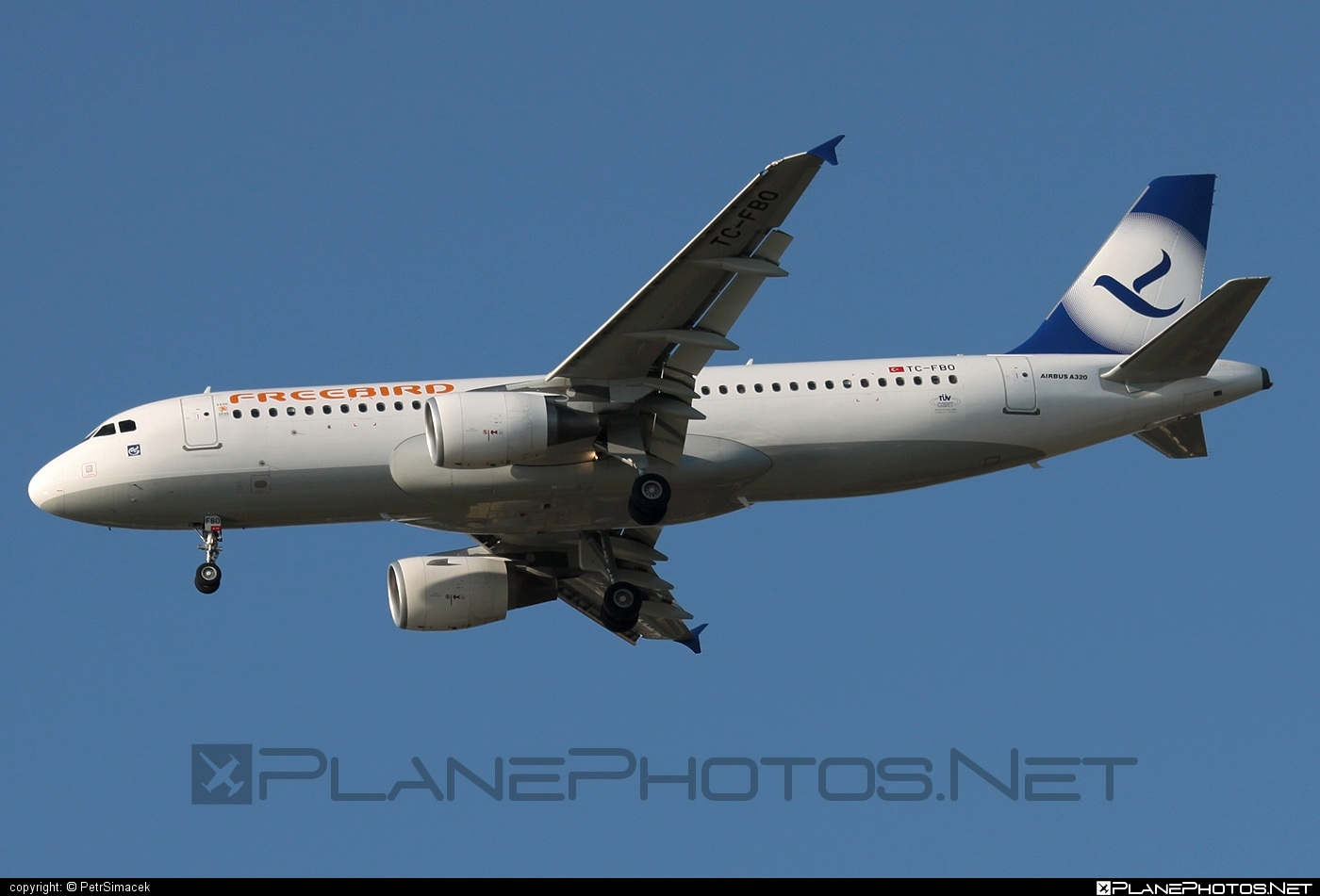 Airbus A320-214 - TC-FBO operated by Freebird Airlines #a320 #a320family #airbus #airbus320