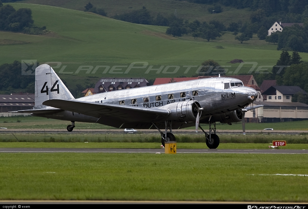 Douglas DC-2 - N39165 operated by Private operator #airpower #airpower2009 #douglas