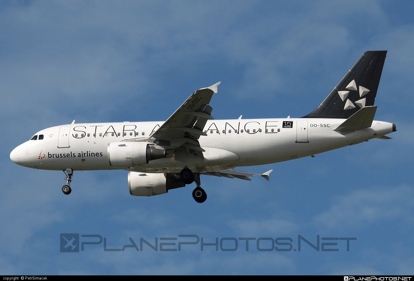 Airbus A319-112 - OO-SSC operated by Brussels Airlines #a319 #a320family #airbus #airbus319 #brusselsairlines #staralliance
