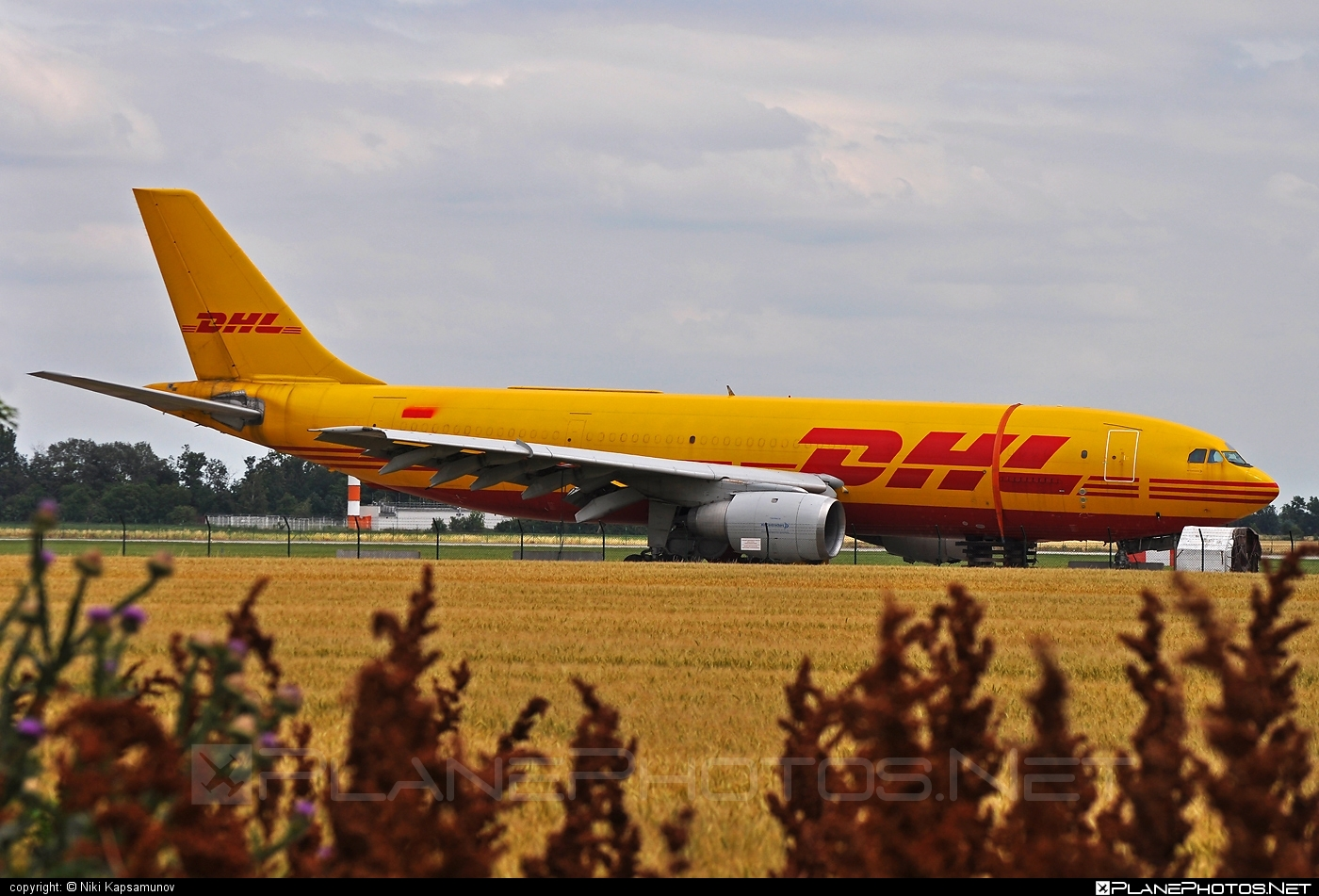 Airbus A300B4-203F - EI-EAC operated by Air Contractors #a300 #airbus