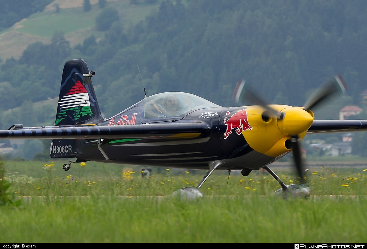 Corvus CA41 Racer - N806CR operated by Private operator #airpower #airpower2013 #corvusaircraft #corvusracer #peterbesenyei