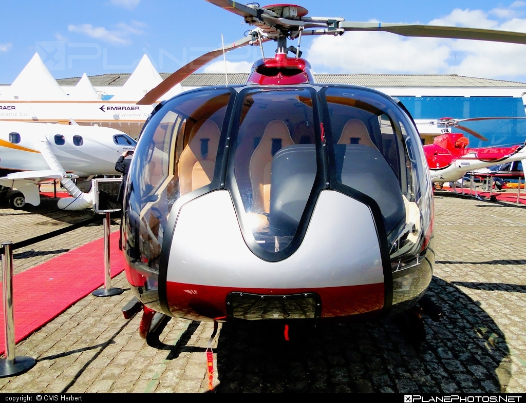 Eurocopter EC130 B4 - PR-BOY operated by Private operator #eurocopter