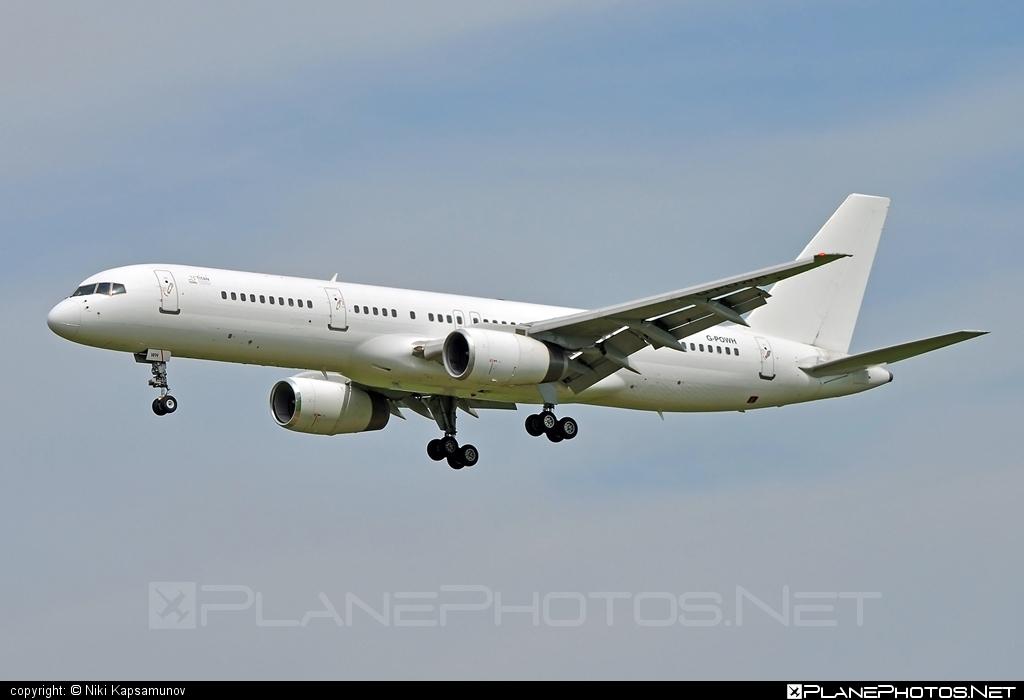 Boeing 757-200 - G-POWH operated by Titan Airways #b757 #boeing #boeing757 #titanairways