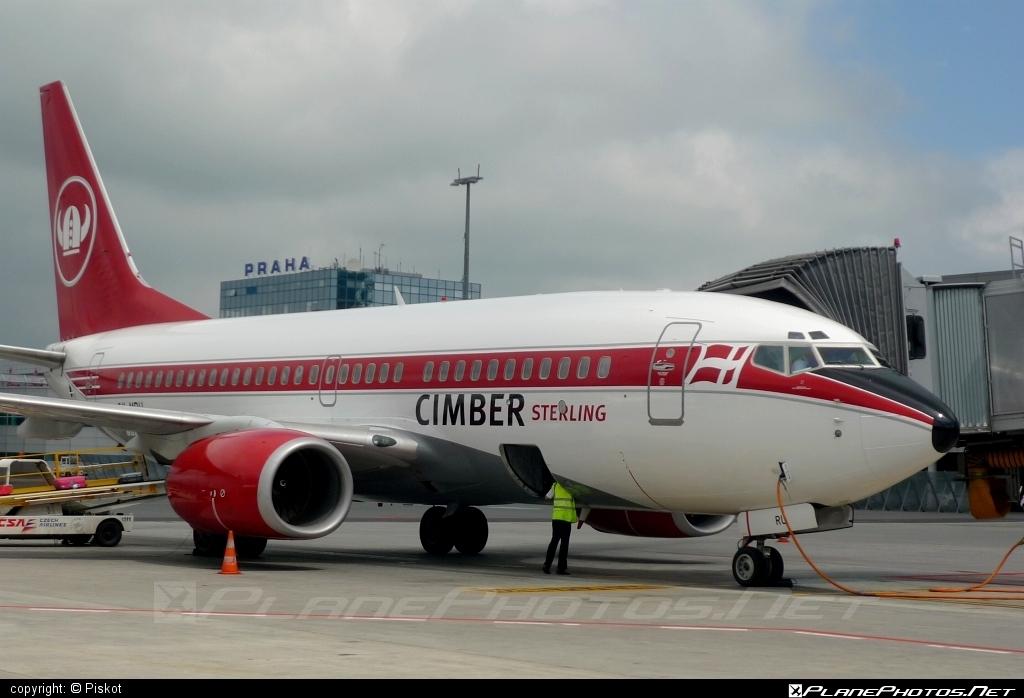 Boeing 737-700 - OY-MRU operated by Cimber Sterling Airlines #b737 #b737nextgen #b737ng #boeing #boeing737