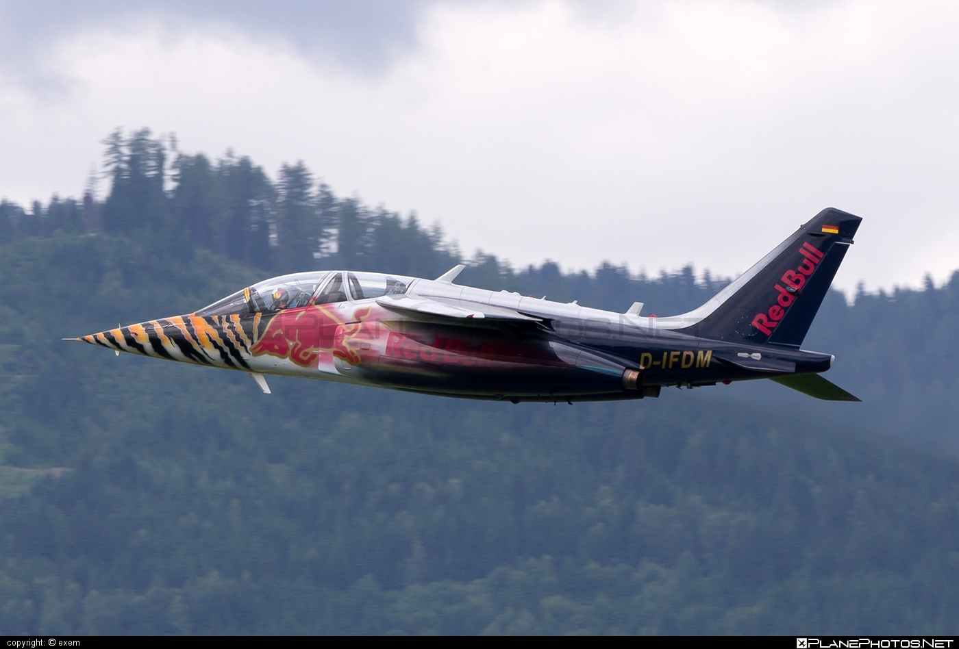 Dassault-Dornier Alpha Jet A - D-IFDM operated by The Flying Bulls #airpower #airpower2013 #alphajet #alphajeta #dassaultdornier #theflyingbulls