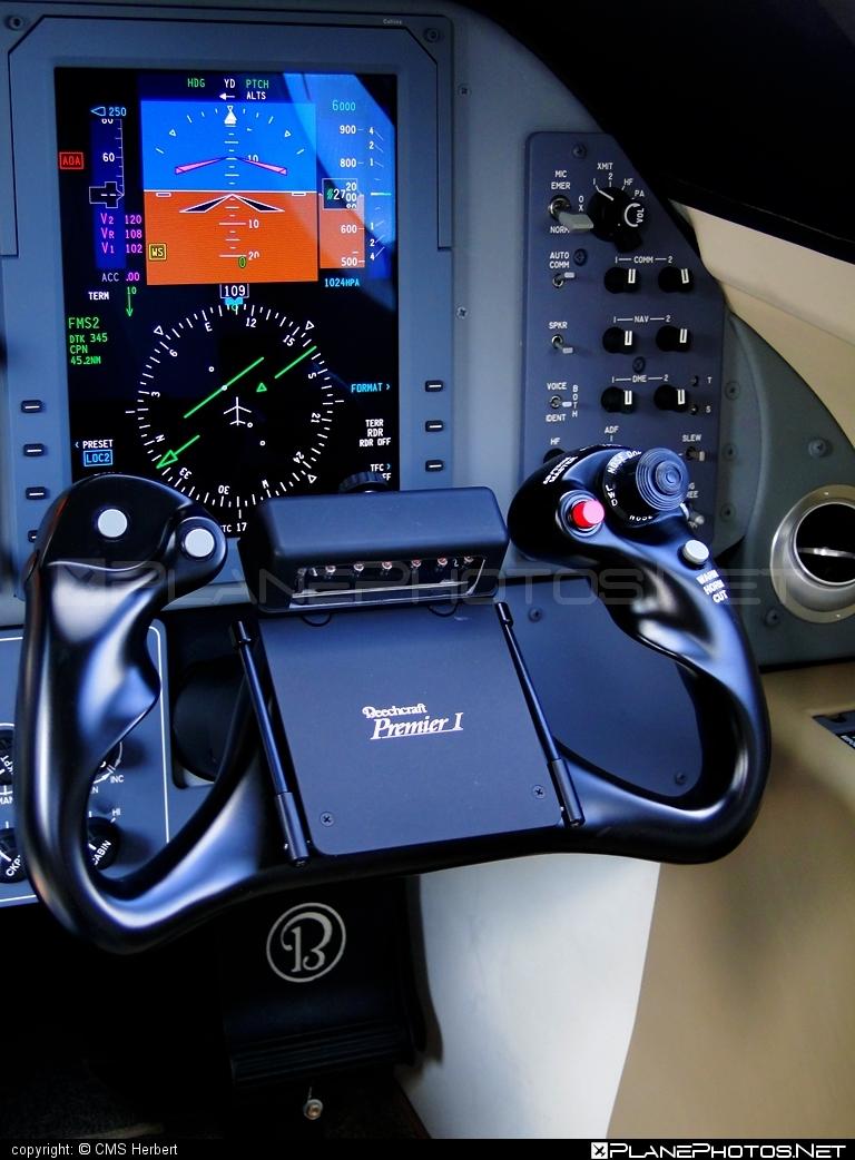 Hawker Beechcraft 390 Premier IA - N85EU operated by Hawker Beechcraft #hawkerbeechcraft
