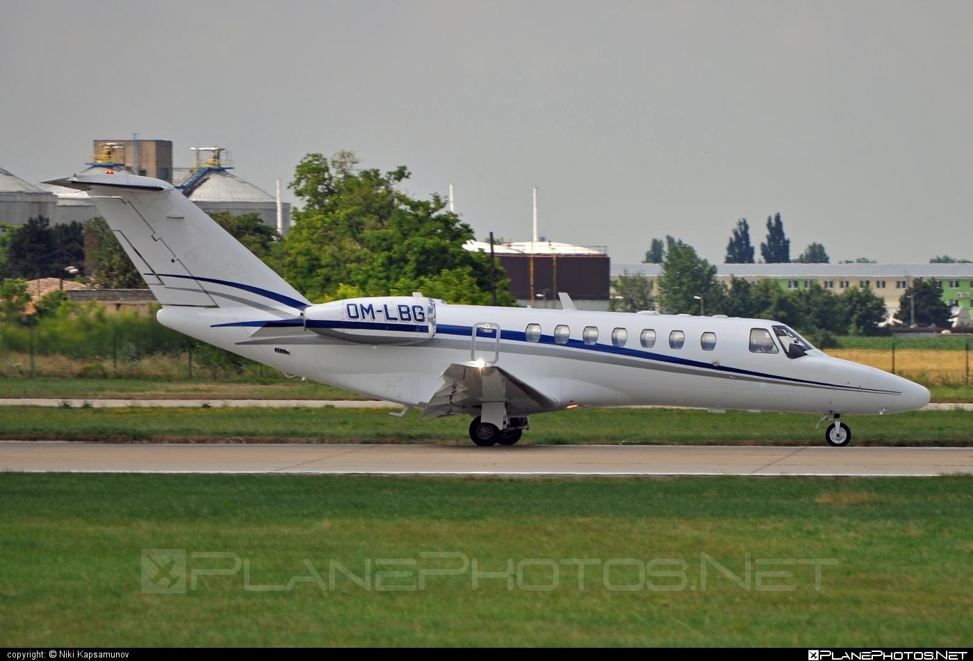 Cessna 525B Citation CJ3 - OM-LBG operated by Private operator #cessna #cessna525 #cessna525b #cessnacitation #citationjet #citationjet3 #cj3