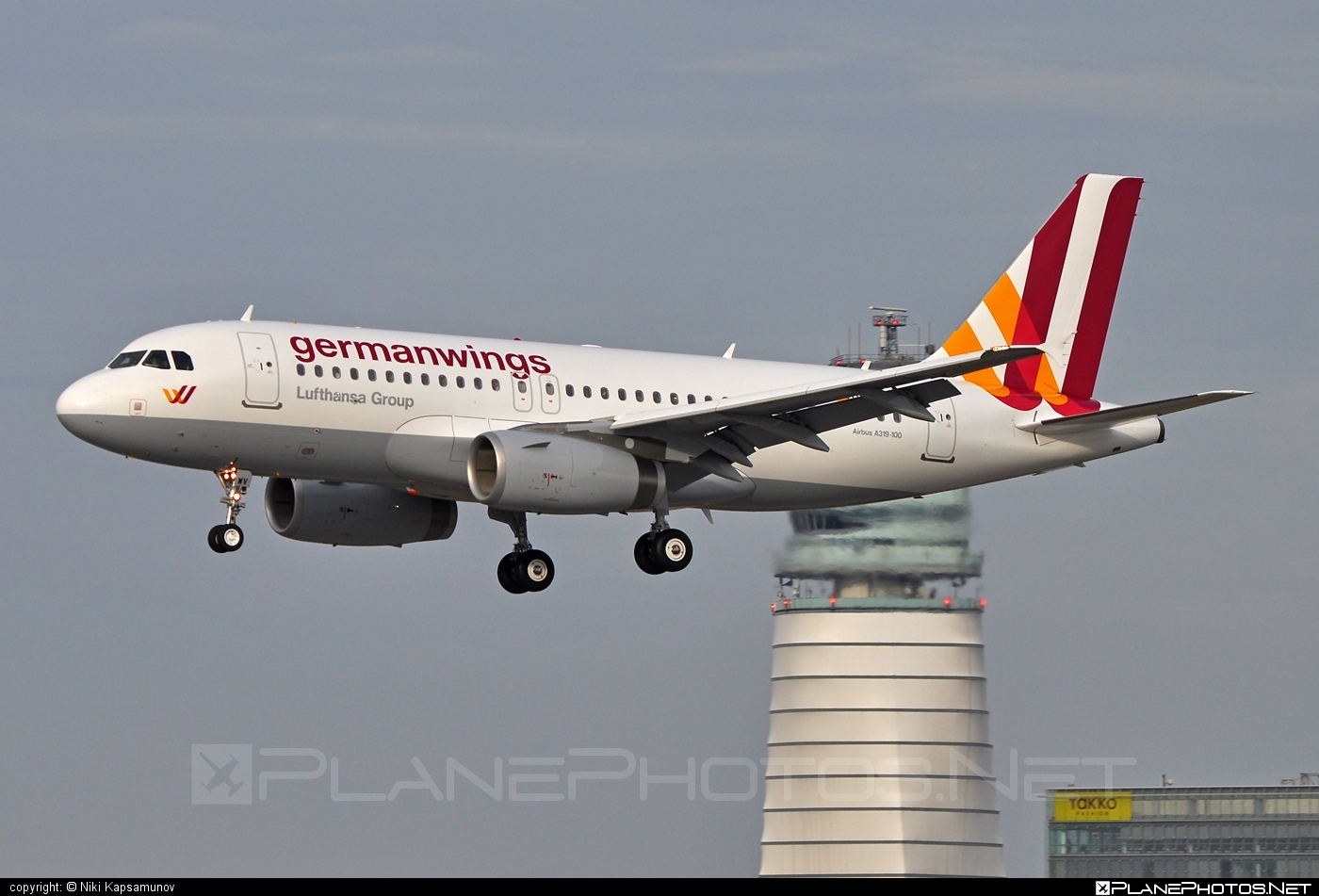 Airbus A319-132 - D-AGWV operated by Germanwings #a319 #a320family #airbus #airbus319