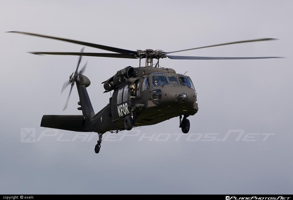 Sikorsky S-70A-42 Black Hawk - 6M-BH operated by Österreichische Luftstreitkräfte (Austrian Air Force) #austrianairforce #blackhawk #s70 #s70a42 #s70a42blackhawk #sikorsky #sikorskys70