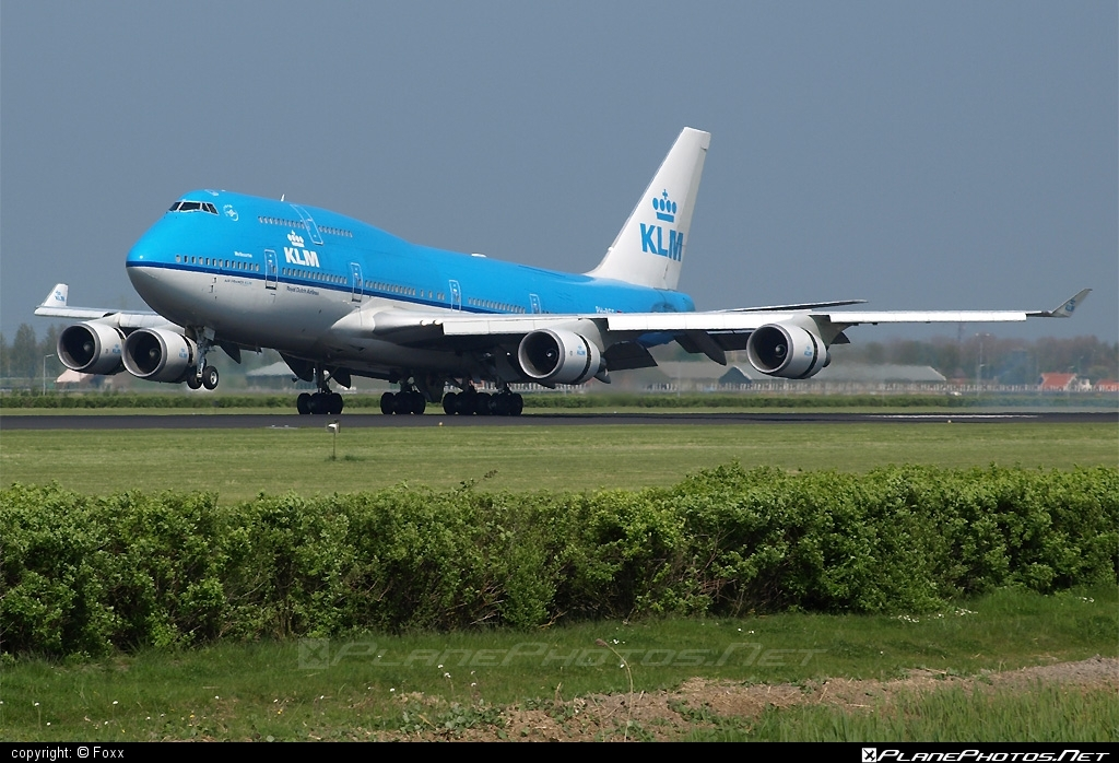 Boeing 747-400 - PH-BFE operated by KLM Royal Dutch Airlines #b747 #boeing #boeing747 #jumbo #klm #klmroyaldutchairlines #royaldutchairlines