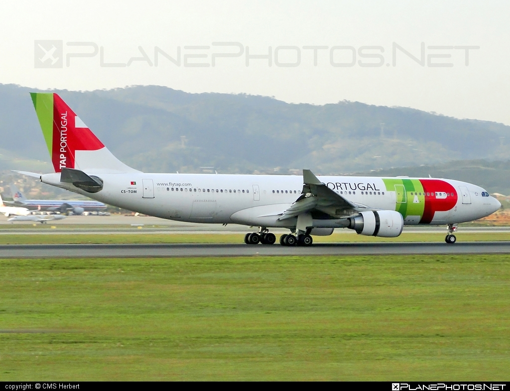 Airbus A330-202 - CS-TOM operated by TAP Portugal #a330 #a330family #airbus #airbus330