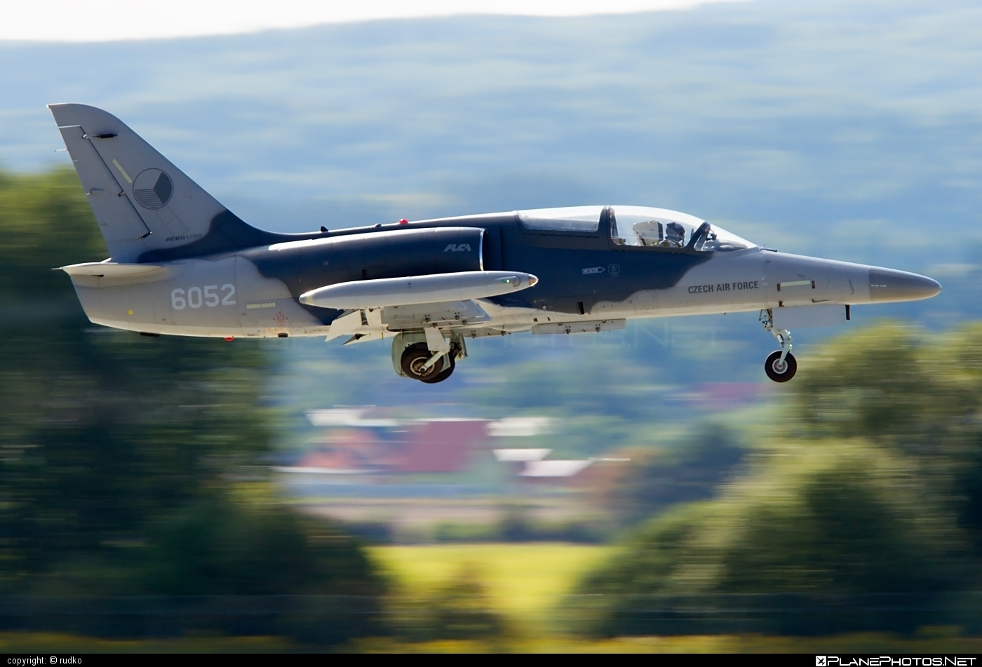 Aero L-159A Alca - 6052 operated by Vzdušné síly AČR (Czech Air Force) #aero #aerol159 #aerol159aalca #aerol159alca #czechairforce #l159 #l159a #l159aalca #l159alca #vzdusnesilyacr