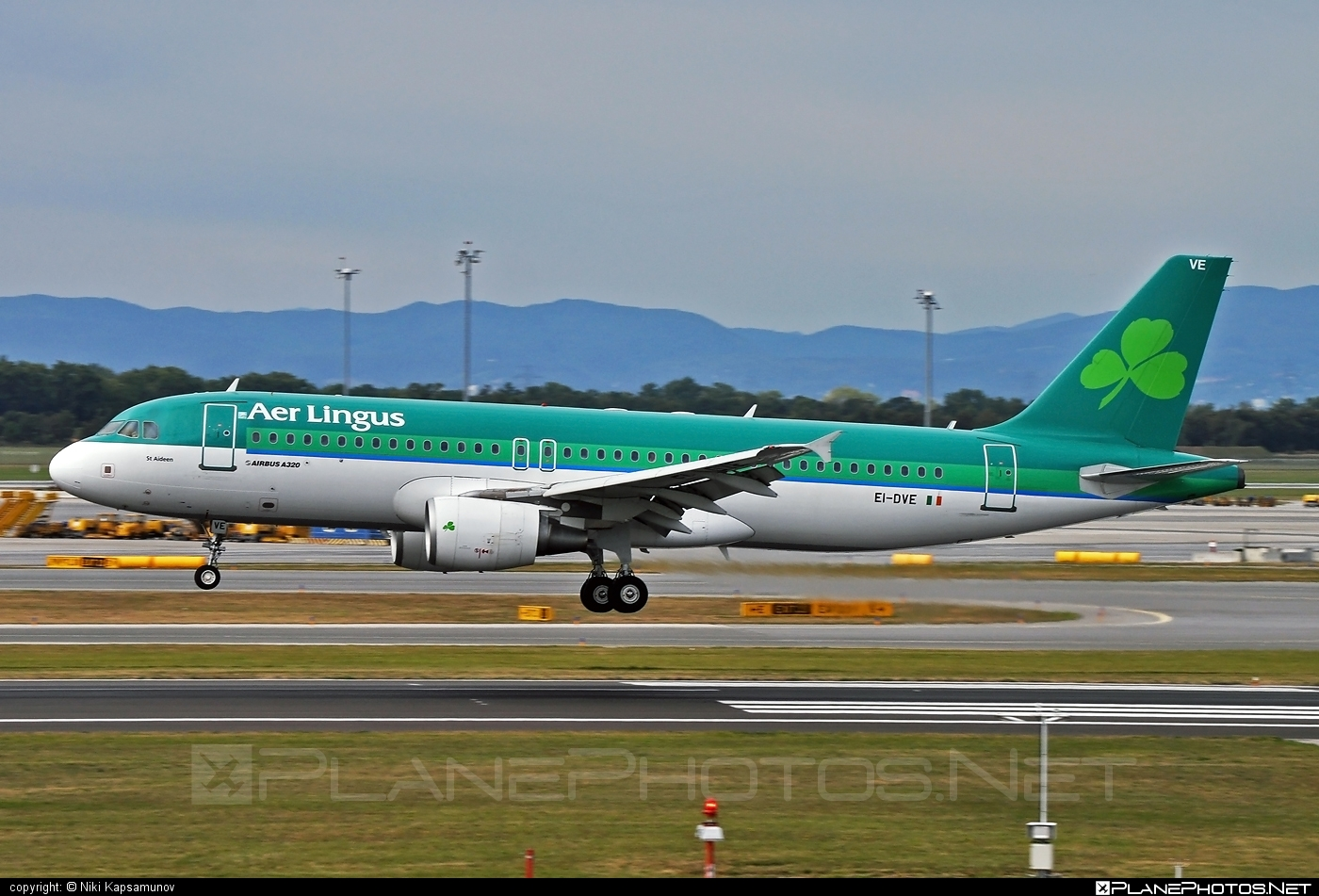 Airbus A320-214 - EI-DVE operated by Aer Lingus #a320 #a320family #aerlingus #airbus #airbus320