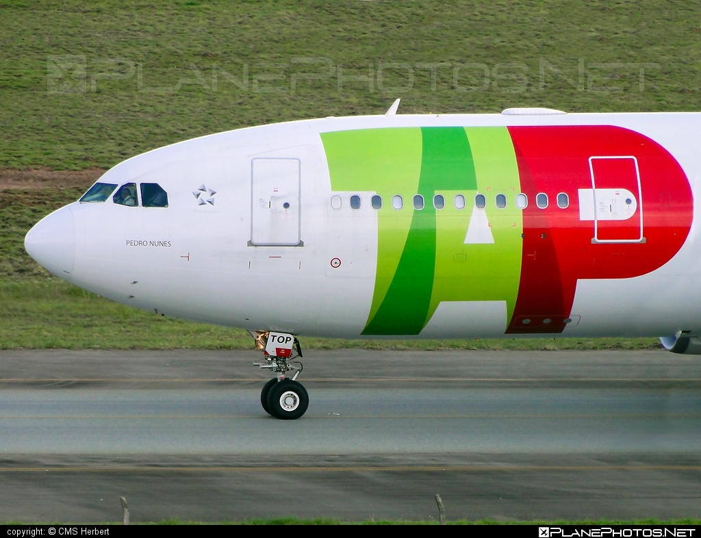 Airbus A330-202 - CS-TOP operated by TAP Portugal #a330 #a330family #airbus #airbus330