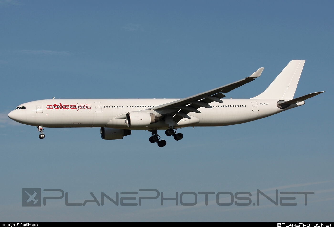 Airbus A330-322 - CS-TRI operated by Atlasjet #a330 #a330family #airbus #airbus330