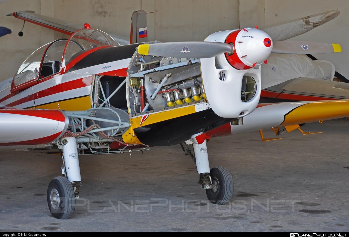 Zlin Z-526AFS-V Akrobat Speciál - OM-YRA operated by Aeroklub Trnava #akrobatspecial #kratas #z526 #z526akrobatspecial #zlin #zlin526
