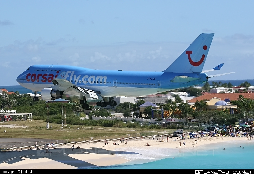 Boeing 747-400 - F-HLOV operated by Corsairfly #b747 #boeing #boeing747 #jumbo