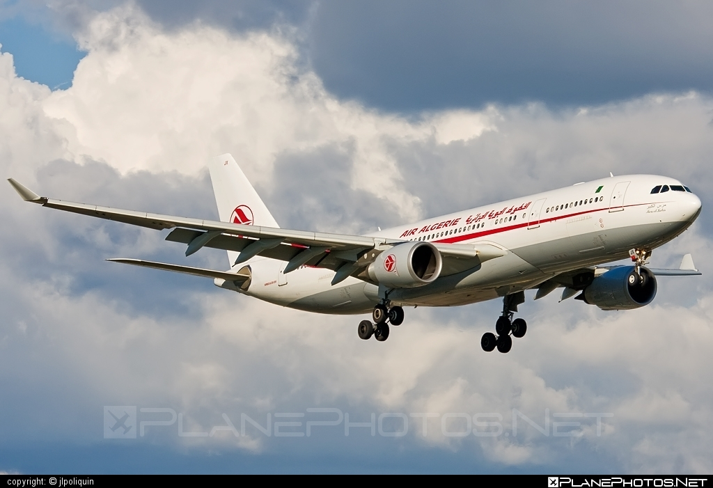 Airbus A330-202 - 7T-VJX operated by Air Algerie #a330 #a330family #airbus #airbus330
