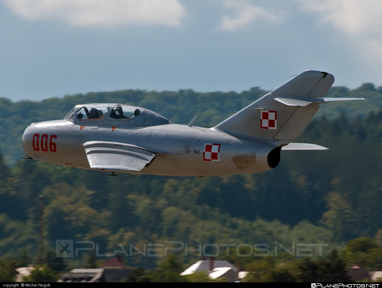 PZL-Mielec SB Lim-2 - SP-YNZ operated by Private operator #pzl #pzlmielec