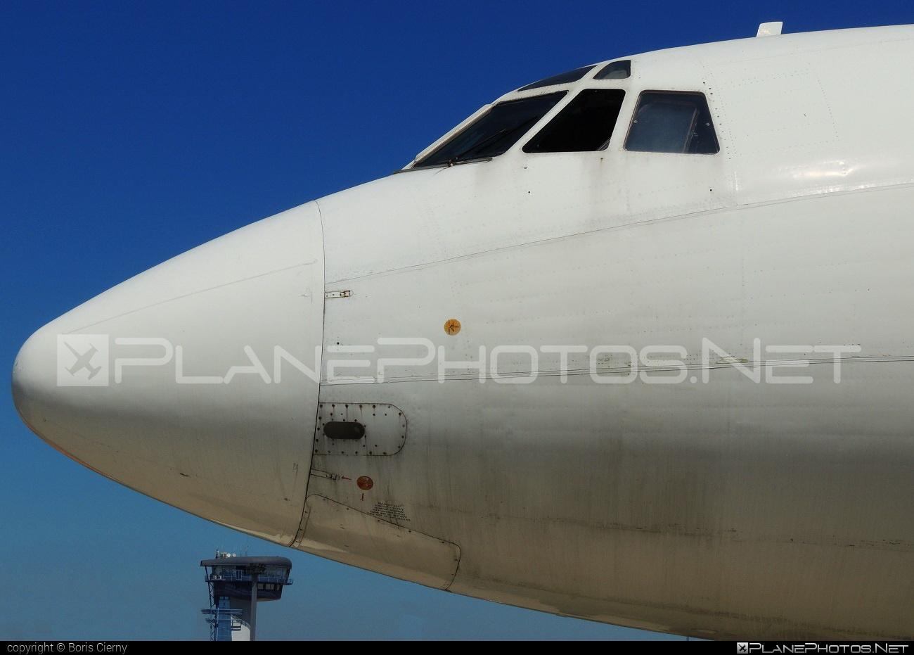 Tupolev Tu-154M - OM-BYR operated by Letecký útvar MV SR (Slovak Government Flying Service) #SlovakGovernmentFlyingService #leteckyutvarMVSR #tu154 #tu154m #tupolev
