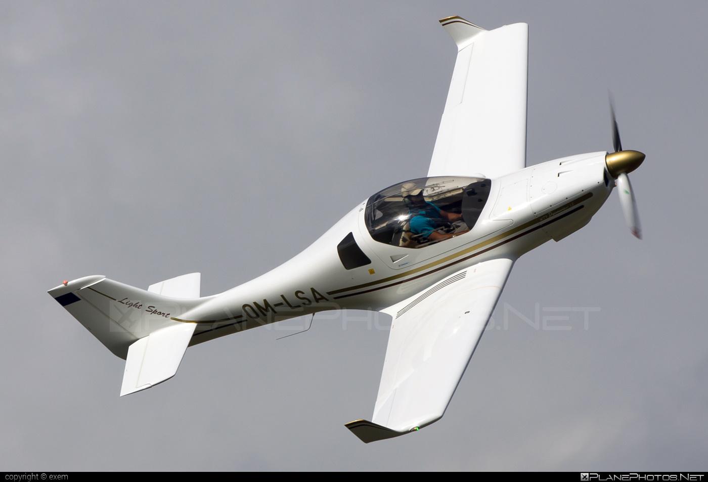 OM-LSA - Aerospool WT9 Dynamic LS operated by Aerospool ...