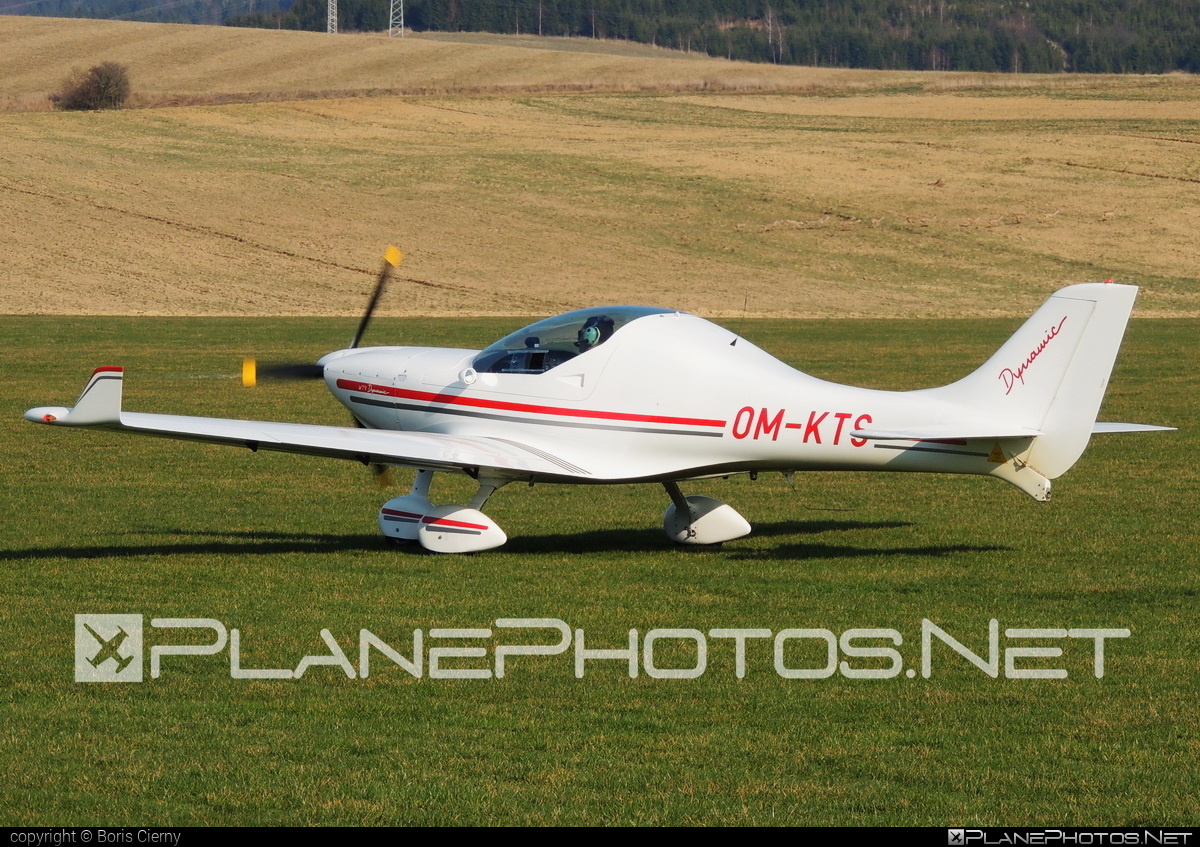 Aerospool WT9 Dynamic - OM-KTS operated by Private operator #aerospool #wt9 #wt9dynamic
