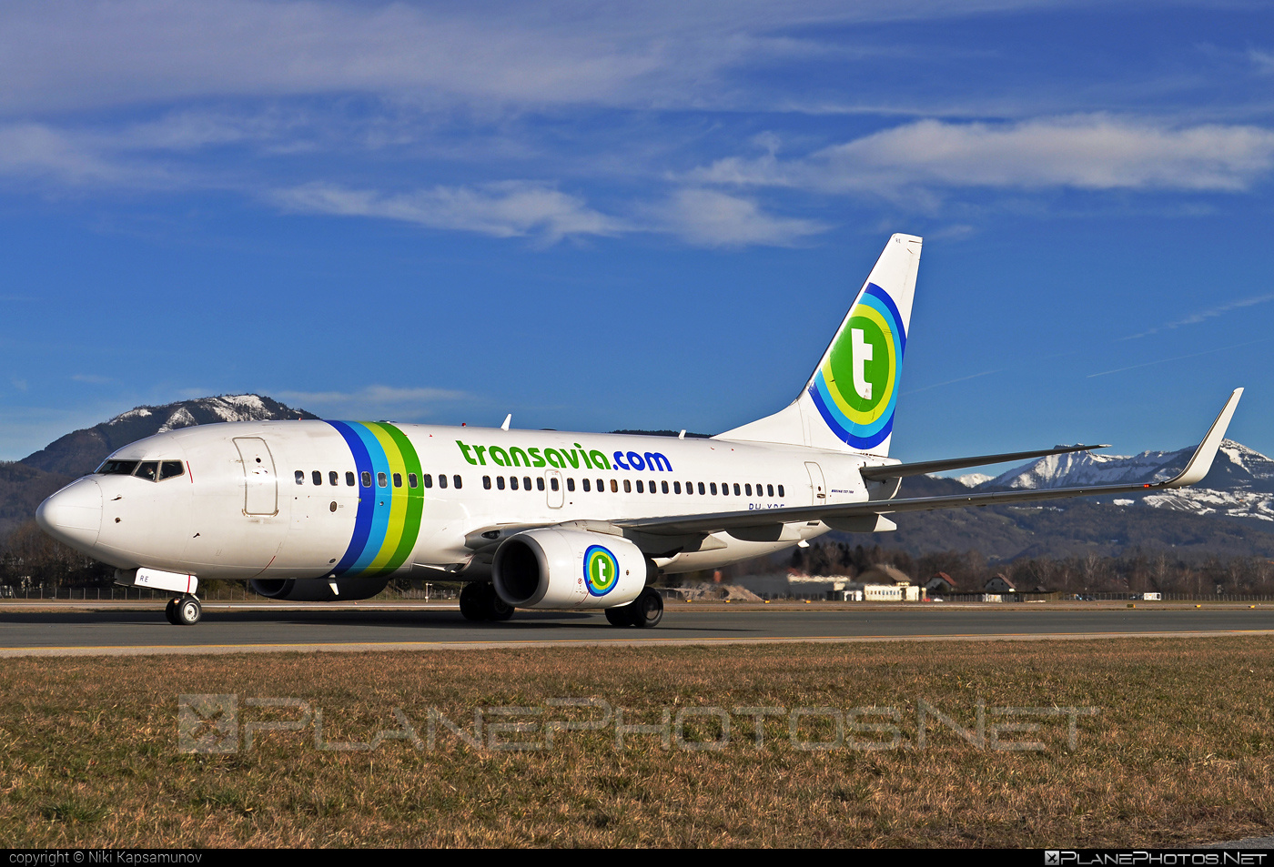 Boeing 737-700 - PH-XRE operated by Transavia Airlines #b737 #b737nextgen #b737ng #boeing #boeing737 #transavia #transaviaairlines