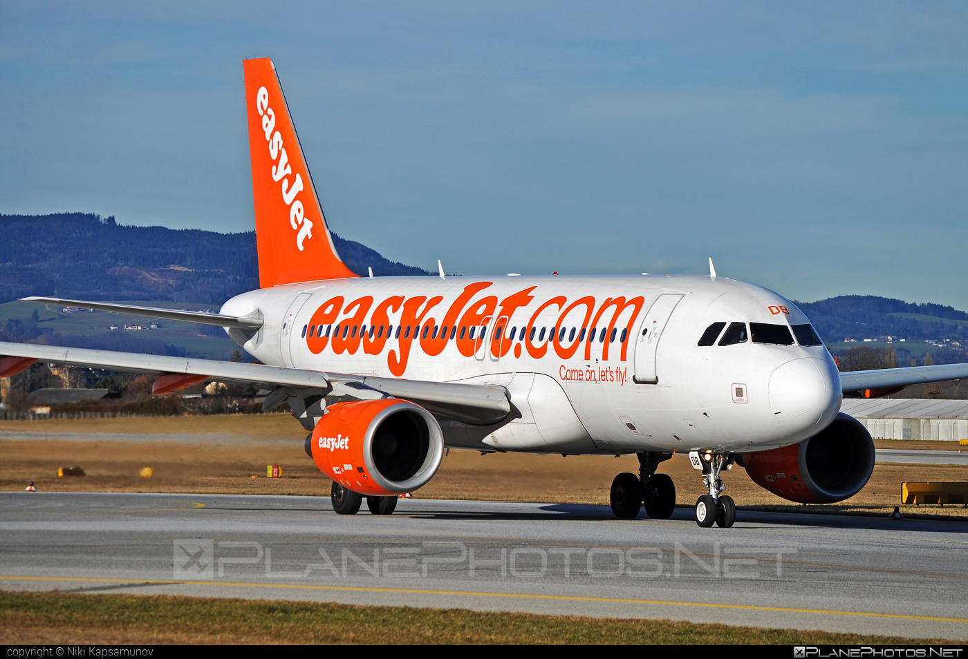 Airbus A319-111 - G-EZDB operated by easyJet #a319 #a320family #airbus #airbus319 #easyjet
