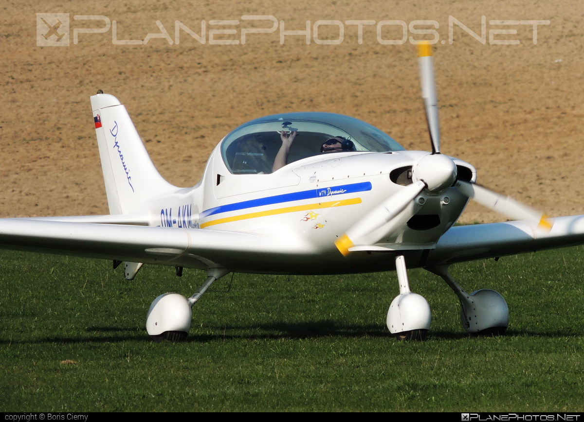Aerospool WT9 Dynamic - OM-AKM operated by Private operator #aerospool #wt9 #wt9dynamic