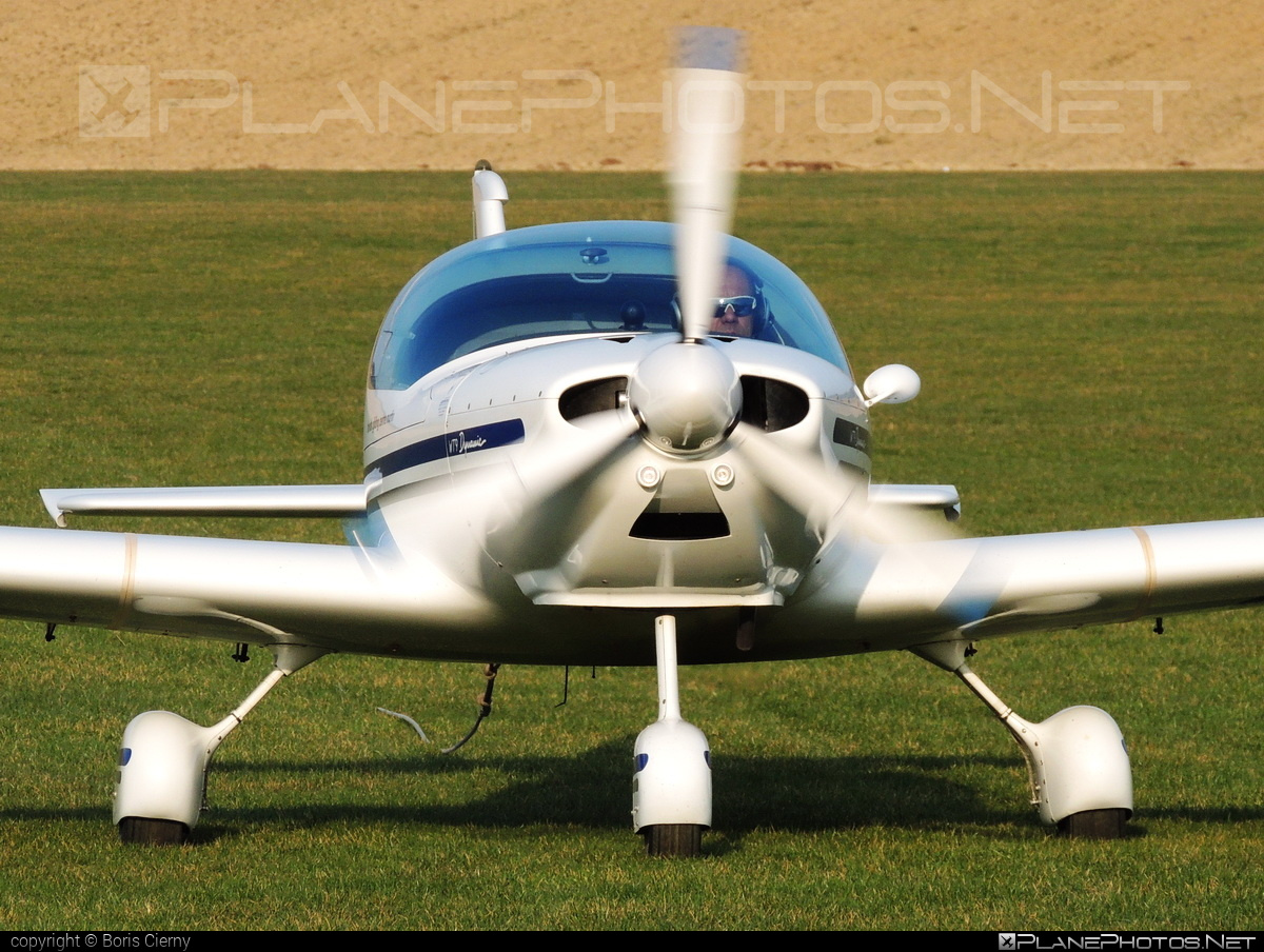 Aerospool WT9 Dynamic - OM-SGC operated by Private operator #aerospool #wt9 #wt9dynamic