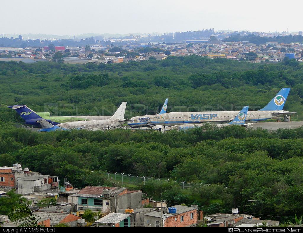 São Paulo/Guarulhos - Governador André Franco Montoro I airport overview