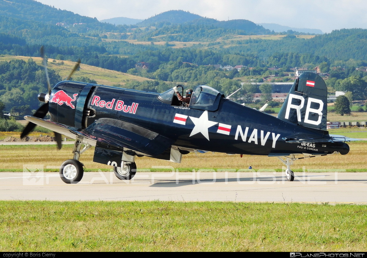 Vought F4U-4 Corsair - OE-EAS operated by The Flying Bulls #corsair #theflyingbulls #vought